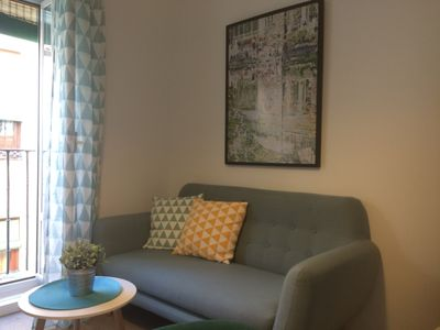 Photo for Beautiful two-bedroom apartment in downtown Madrid