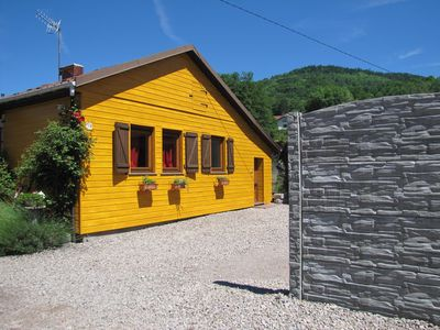Photo for GITE, CHALET WOOD 3 * IN THE HEART OF THE MASSIF OF VOSGES FERDRUPT