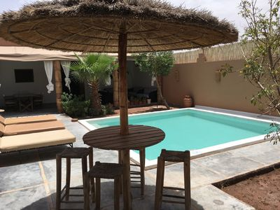 "Photo for Villa ""Sacha"" Marrakech (3rooms-6persons)"