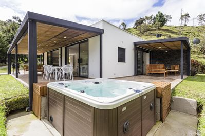 Dreamhouse with spa jacuzzi