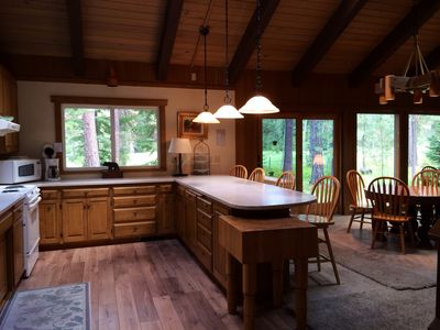 Photo for A Place to Gather - At The Heart Of All Black Butte Has To Offer
