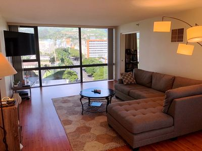 Perfect location to Enjoy all that Oahu Offers Ocean and Mtn Views 3/2