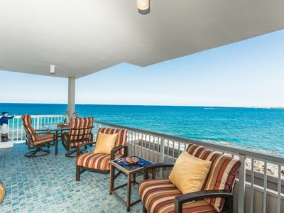 Photo for Absolute Oceanfront! #232. Full Kailua Bay view!