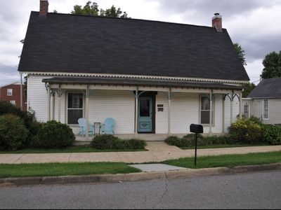 Photo for Downtown Victorian in Pulaski - Walking Distance of Martin Methodist College!