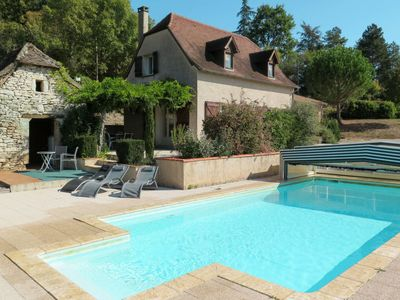 Photo for Vacation home La Combelle (CJC400) in Cajarc - 8 persons, 4 bedrooms