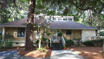 396 Green Winged Teal on Kiawah is close to the beach and has 3 bedrooms!