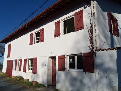 Photo for In the heart of the Basque Country - 1-7 beds - linen provided