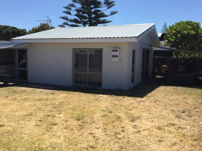 Photo for Cute Waihi Beach getaway- classic Kiwi Bach