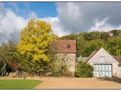 Photo for Converted farm buildings in 250acre nature reserve