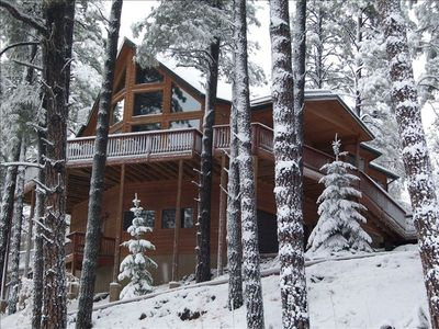 Photo for *LARGE LUXURY MOUNTAIN GETAWAY SPECIAL OFFER! Jan/Feb Book 3nights Get 1 FREE!