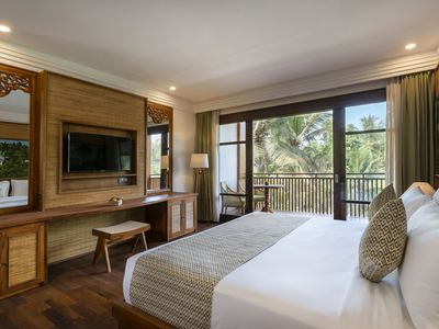 Photo for Jungle Forest View, Spacious Suite room with Magnificent Swimming Pool at Ubud