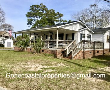 Photo for 3 Bedroom home with Pond view on Corner Lot located in Ocean Lakes Campground