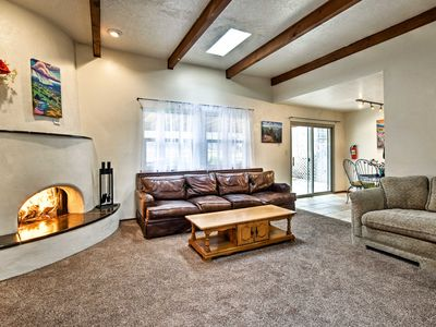 Photo for Family-Friendly Santa Fe Home ~8 Mins to Downtown!