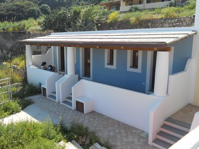 Photo for Santa Marina Di Salina: Nice tipical eolian house