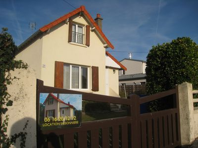 Photo for 1BR House Vacation Rental in Bréhal, Normandie