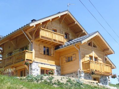 Photo for 5 bedroom accommodation in La Toussuire