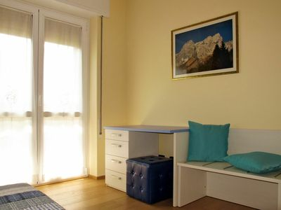 Photo for Nice apartment for 6 people with A/C, WIFI, balcony, pets allowed and parking