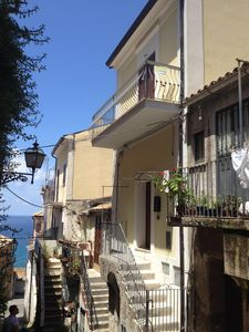 Photo for A corner of Paradise with breathtaking view over Tropea
