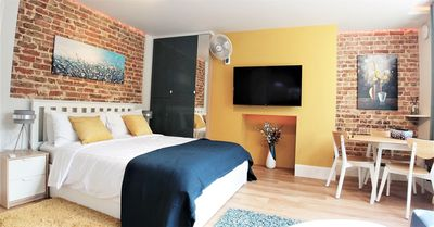 Photo for Studio 5- New listing- Sleeps 3, fast trains to Central London