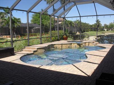 Photo for Vacation home Villa Lago  in Cape Coral, Florida South - West - 8 persons, 4 bedrooms
