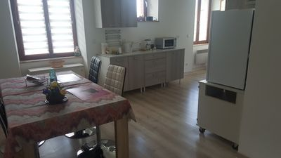 Photo for Furnished apartment renovated 60m2 1st and last floor