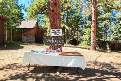 Welcome to the Historic Pines Ranch ~ A perfect site for your Special Event!