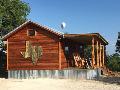 Photo for Romantic Ava Haus CABIN 3 minutes to Main! See our other 3 Ava Haus rentals!