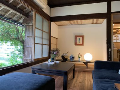 Photo for 140 years old!1 pair limited GUEST HOUSE Kumano vegetables