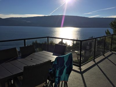 Photo for La Casa 3-level Cottage with Stunning Okanagan Lake View
