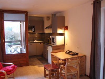 Photo for Studio 4 beds is exposed (Vanoise) and south. 2nd Floor. elevator, pool