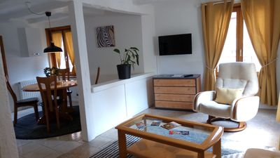 """Photo for Cottage """"Le Grand Blanc"""" *** 60 m2 for 4 people -Locations du Massif"""