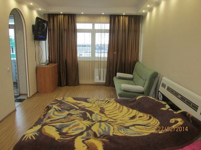 Photo for 1 room apartment in Sochi centre