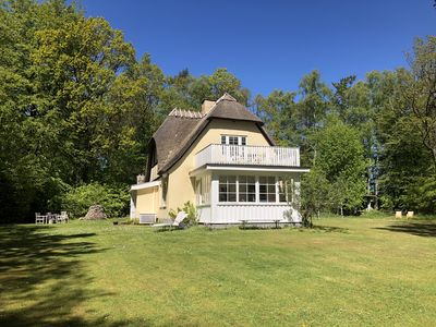 Photo for Classic summer villa with gate directly to Tisvilde Hegn