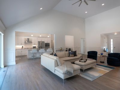 Photo for LEAVE YOUR CARES BEHIND AND RENT THIS BEAUTIFUL, BRAND NEW HOME  !