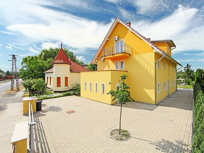 Photo for Apartment Balaton A302 in Balatonmariafurdo - 5 persons, 2 bedrooms