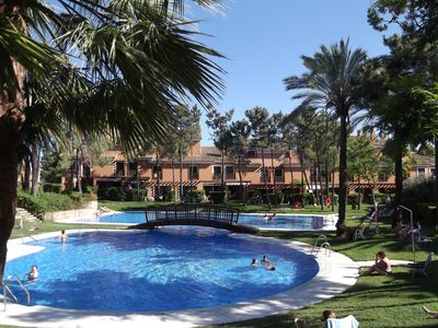 Photo for Golf, Sun and Beach in Islantilla (Huelva)