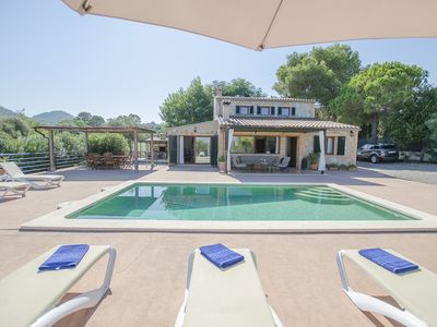 Photo for Villa Es Pinar for 6 people + 2 children