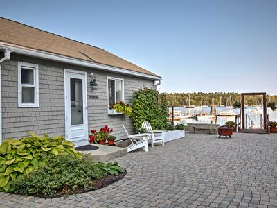 Photo for 1BR Cottage Vacation Rental in Freeport, Maine