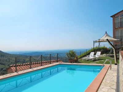 Photo for One bedroom Villa, sleeps 3 with Pool, FREE WiFi and Walk to Shops