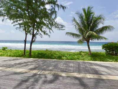 Photo for Central Hastings apartment 5 minutes walk to Palm Beach