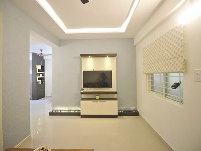 Photo for Entire 2 Bedroom Flat | 15 Mins Walk to ITPL