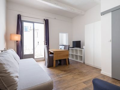 Photo for BEAUTIFUL STUDIO WITH BALCONY - HEART OF THE CITY