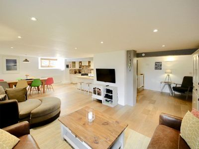 Photo for 3 bedroom accommodation in St Gennys, near Bude