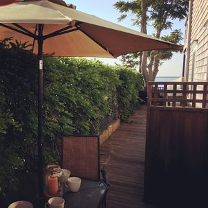 Photo for 1-bedroom condo with direct access to the beach in Provincetown