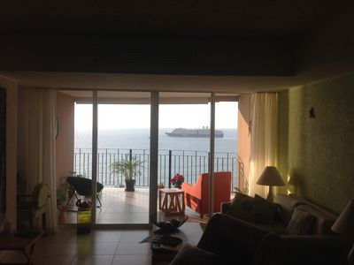 Photo for Beautiful condo, confortable and amazing view!