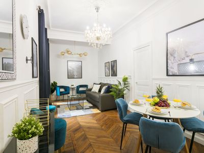 Photo for In the Heart of Le Marais - Pompidou Area Sylish 1BR Flat