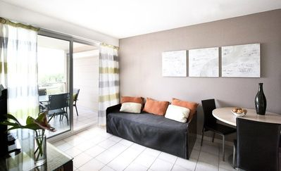 Photo for Les Flamants Roses - 2 Rooms 4 People Mountain View