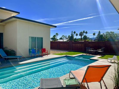 Photo for Private, Sprawling, Brand New Modern, Sports Villa Minutes to Downtown PS