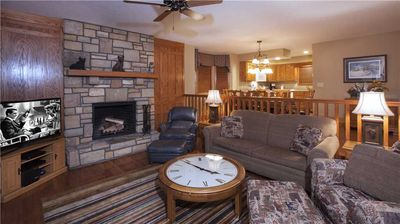 Photo for MITCHELL 2 WPM: 3 BR / 3 BA 3 bedroom condo in Blowing Rock, Sleeps 8