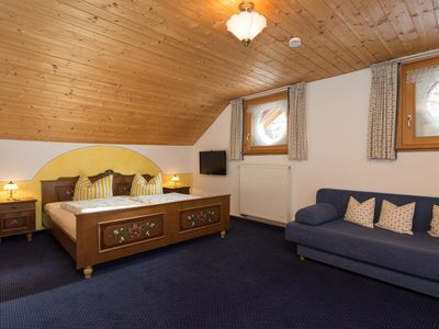 Photo for Double room (No. 7, from 7 nights) - Pension Zum Kirchenbauer